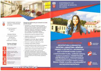 University Of Applied Sciences in Nysa