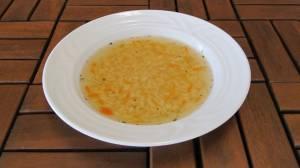 Hovězí s těstovinovou rýží