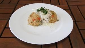 Kuskusové rizoto se zeleninou ( bezmasé )