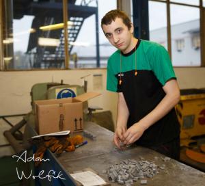 Adam Wolfík